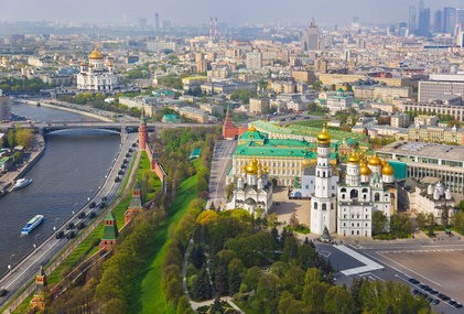 Moscow Private Jet Charter