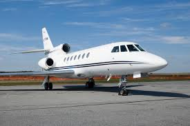 Learjet 45 corporate aircraft