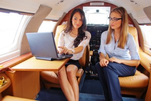 Corporate Group Air Travel