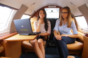 Benefits of private jet charters