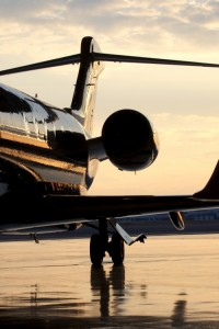 Chartering a Light Private Jet