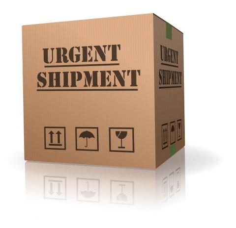 AOG Shipments