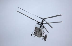 Kamov 32 helicopter