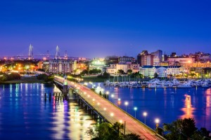 Charleston, SC, USA Private Jet Charter