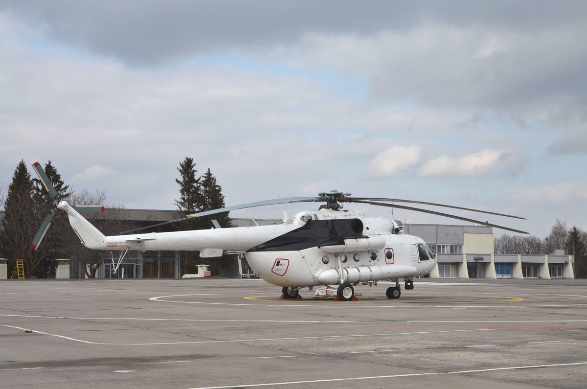 Mi 8T Helicopter