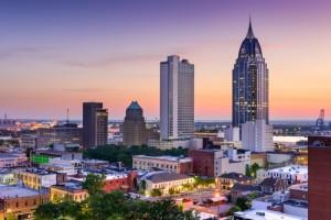 Mobile, Alabama, USA Private Jet Charter