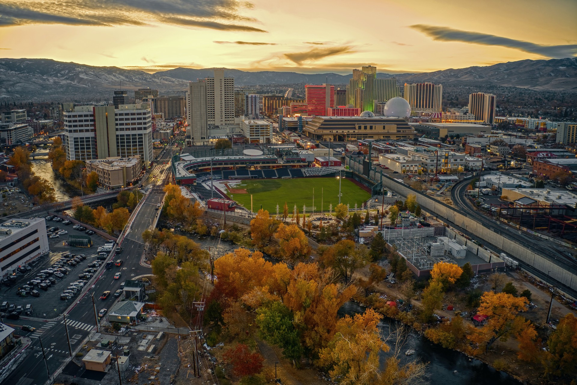 Reno Private Jet and Air Charter Flights