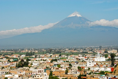 Puebla, Mexico Private Jet and Air Charter Flights