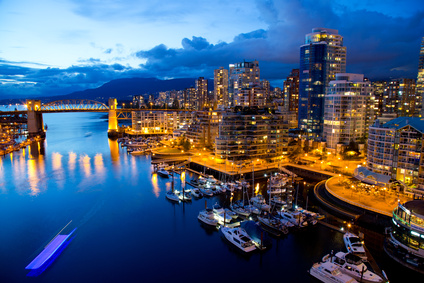 Vancouver Private Jet Charter