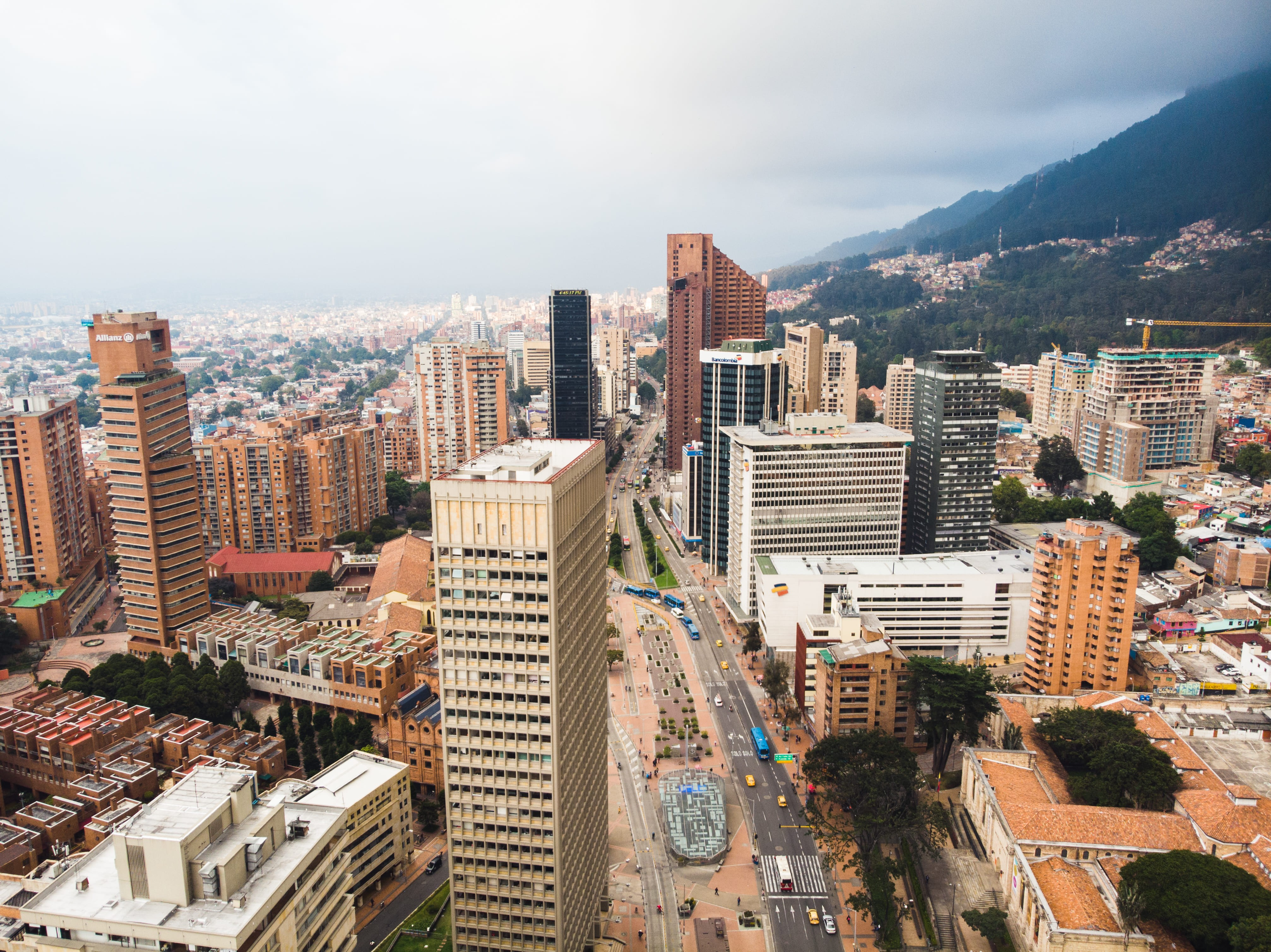 Bogota Private Jet and Air Charter Flights
