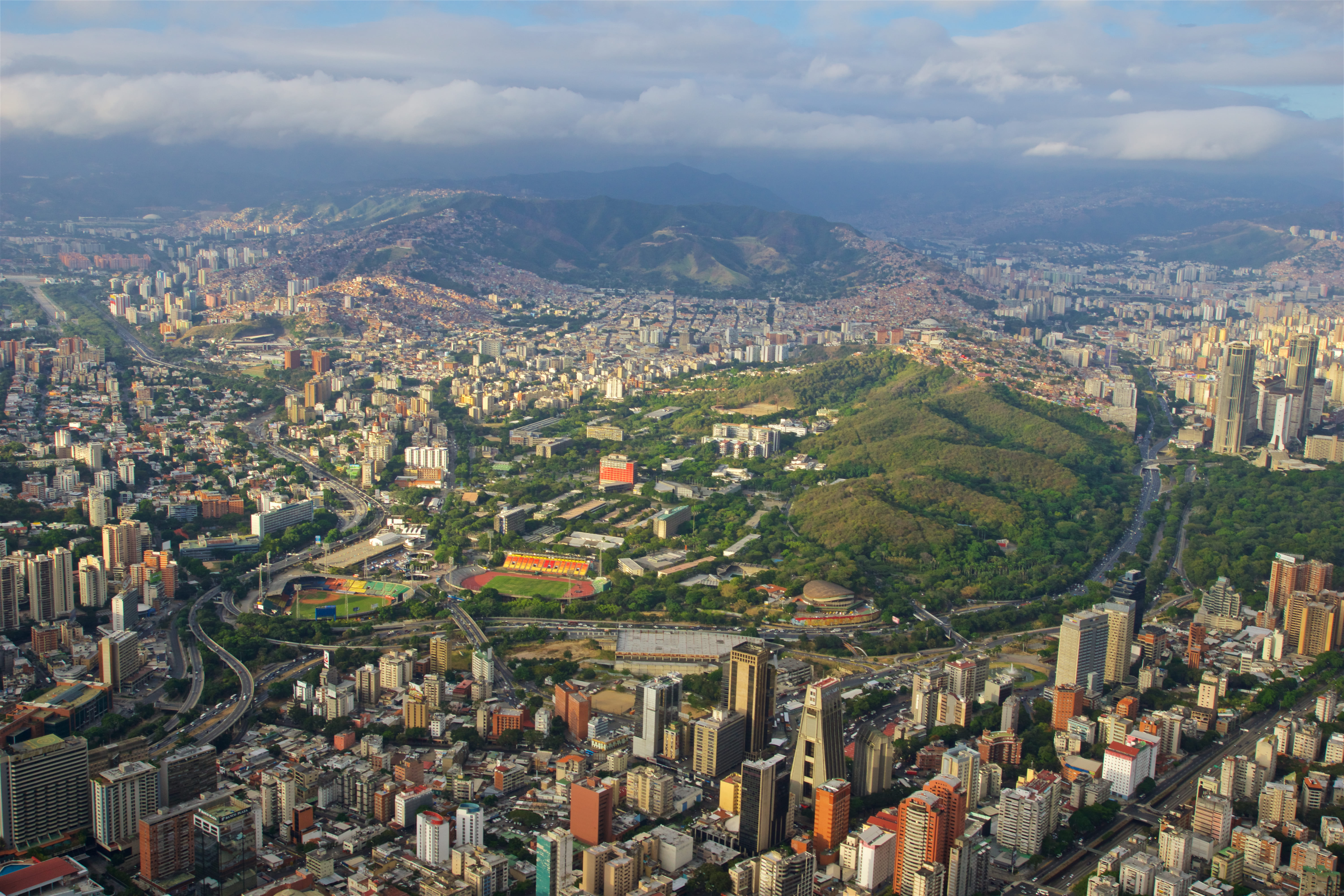 Caracas Private Jet and Air Charter Flights