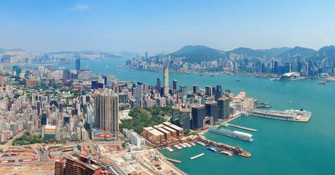 Private Jet Charter Hong Kong