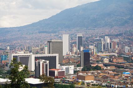Medellin Private Jet Charter