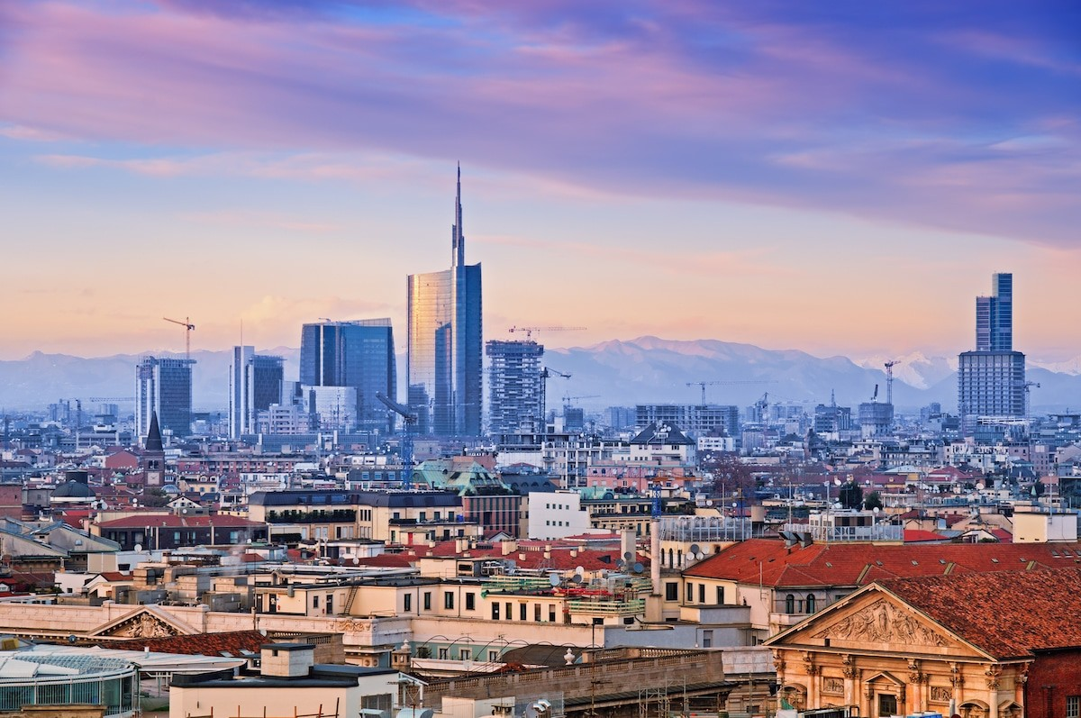 Milan Private Jet and Air Charter Flights