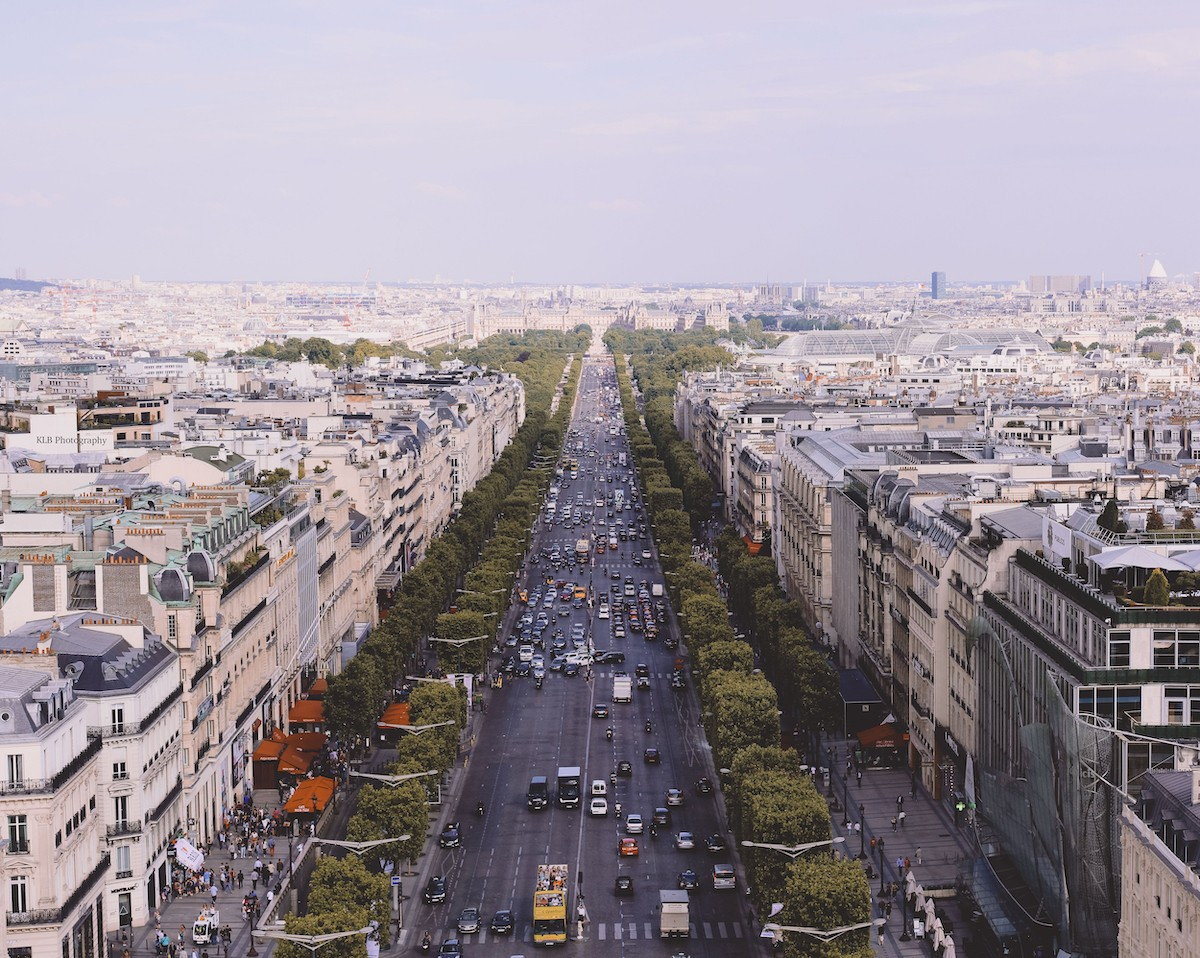 Paris Private Jet and Air Charter Flights