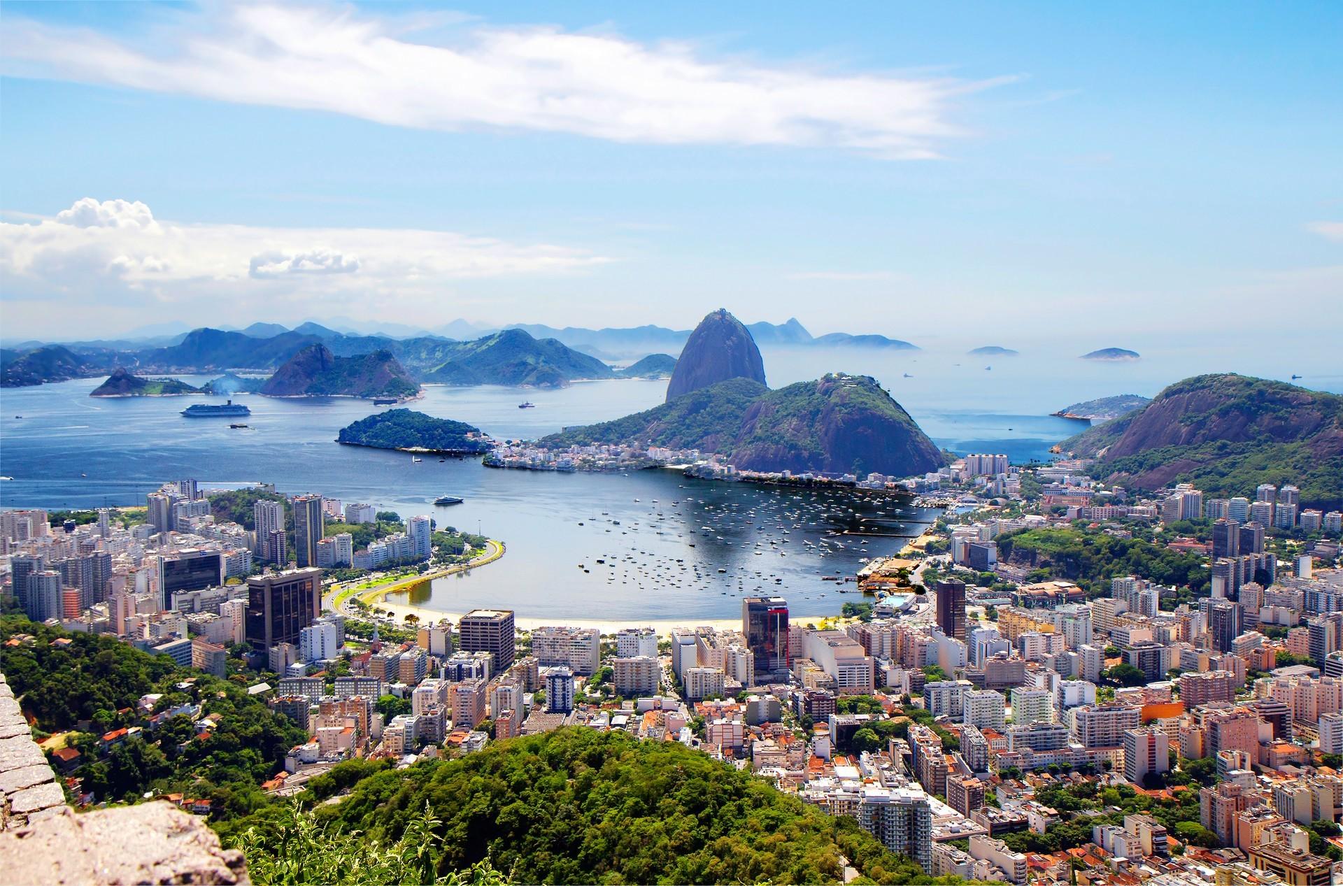 Rio De Janeiro Private Jet and Air Charter Flights