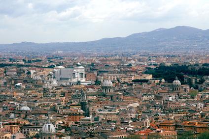 Rome Private Jet charter