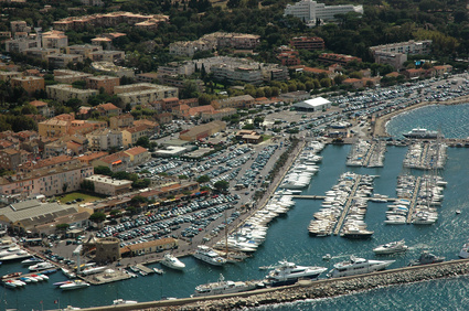 Saint Tropez Private Jet Charter