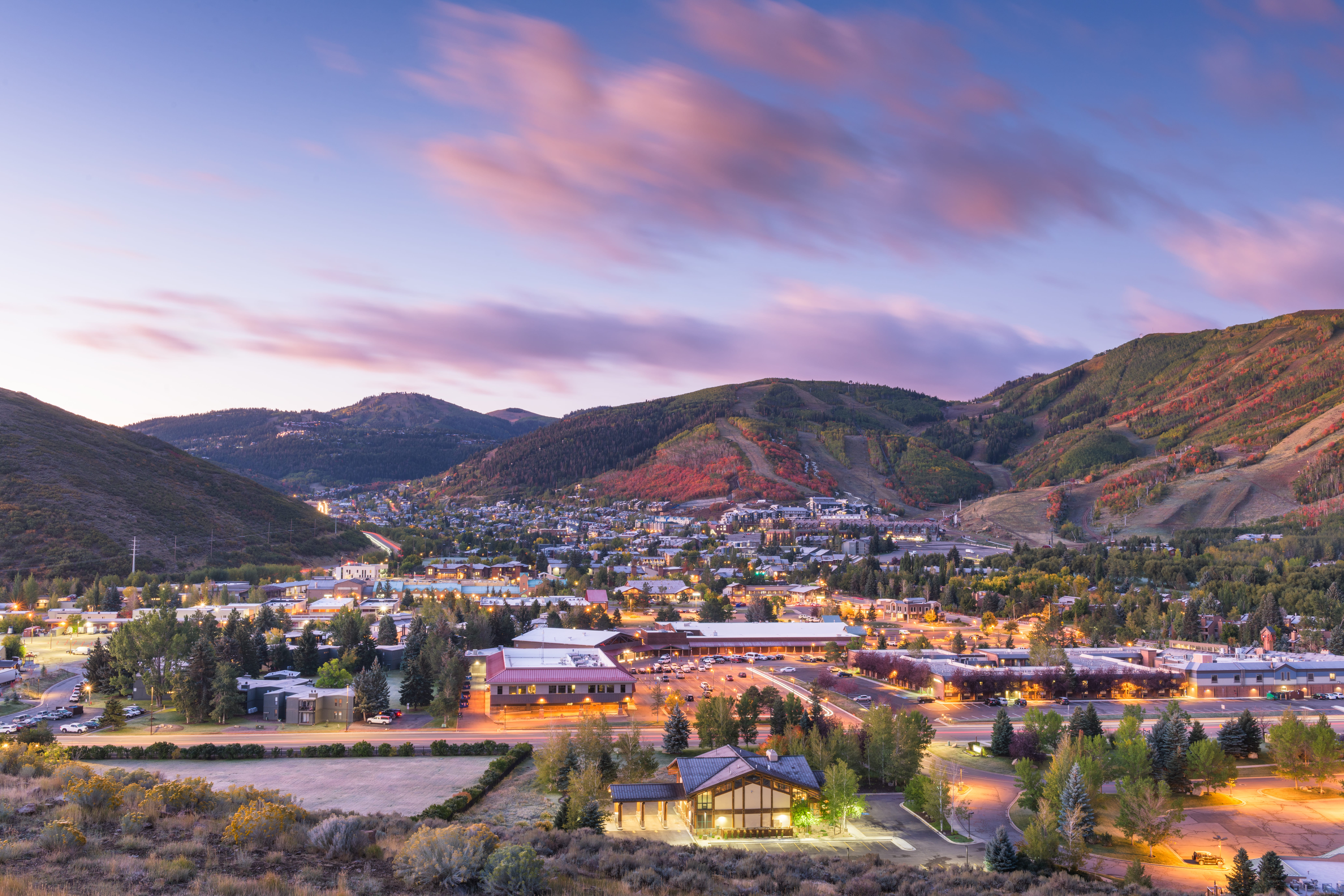 Park City Private Jet and Air Charter Flights