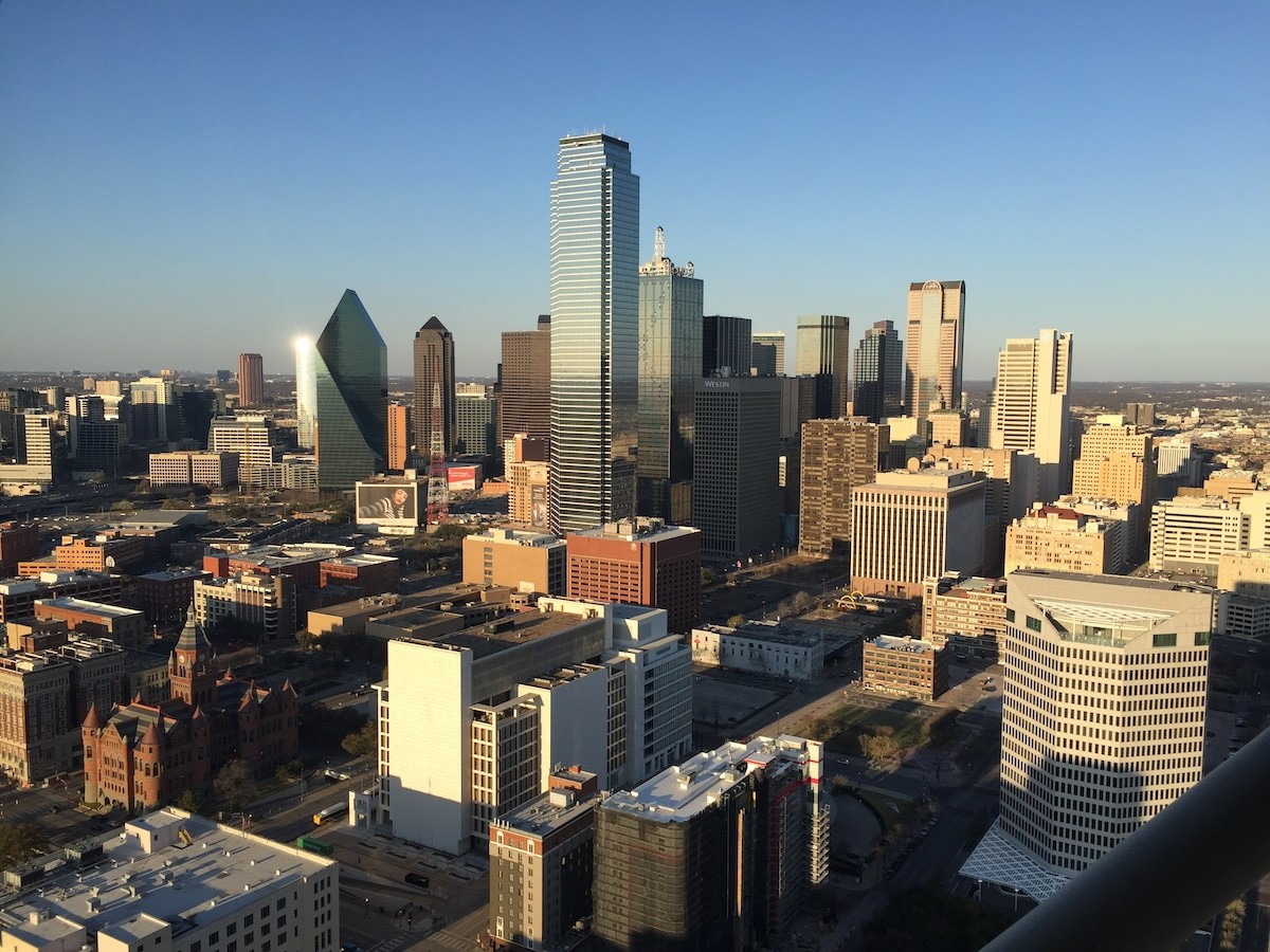 Dallas Private Jet and Air Charter Flights