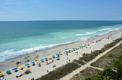 Myrtle Beach Private Jet and Air Charter Flights