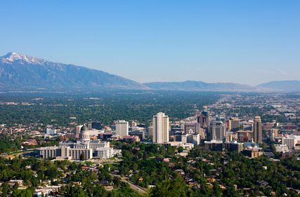 Salt Lake City Private Jet Charter