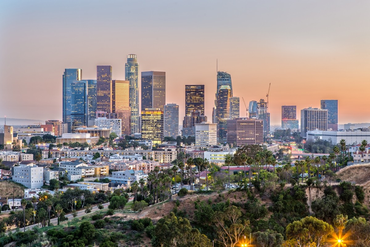 Los Angeles Private Jet and Air Charter Flights