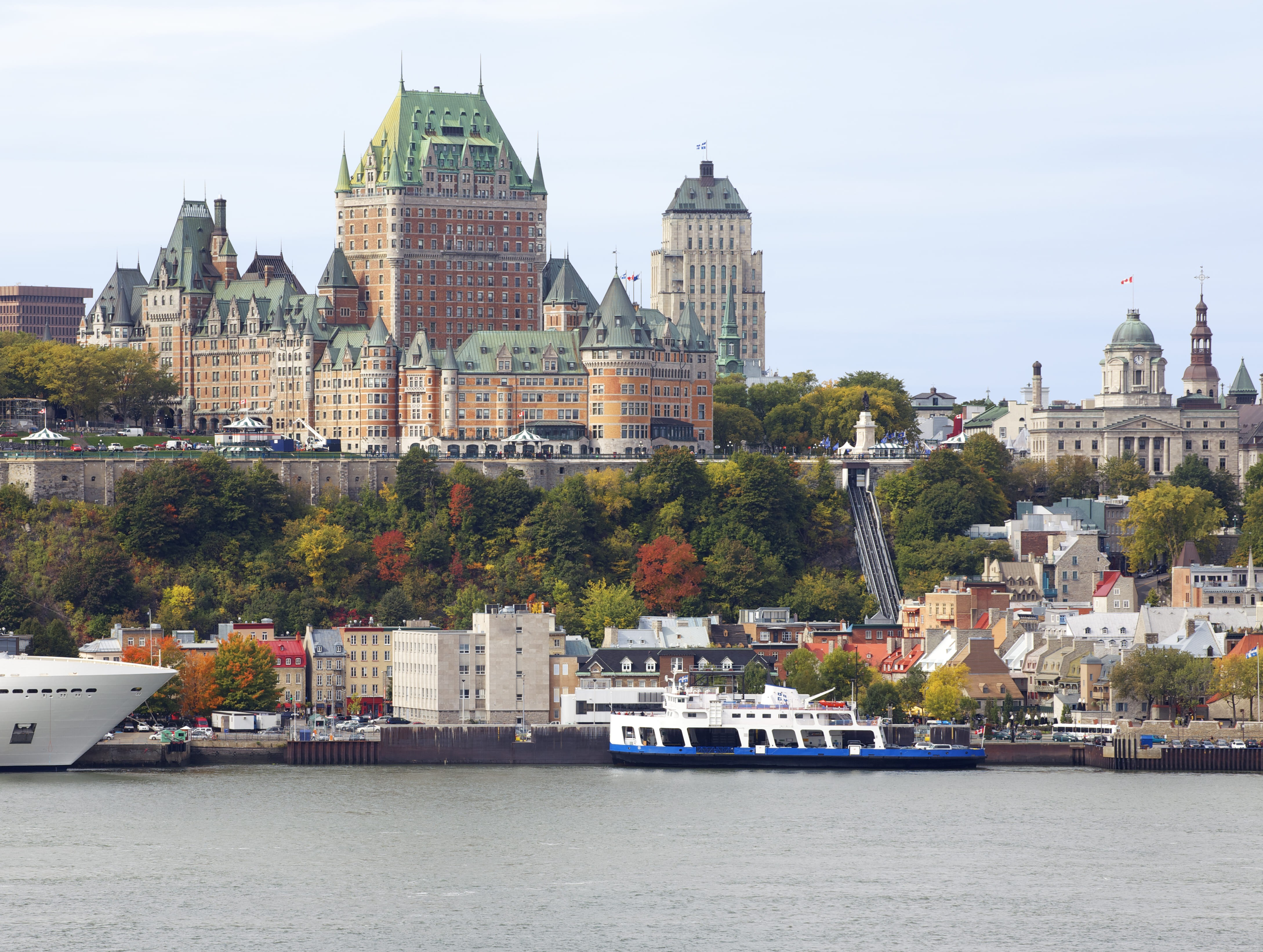 Quebec Private Jet and Air Charter Flights