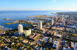 Saint Petersburg, Florida Private Jet Charter