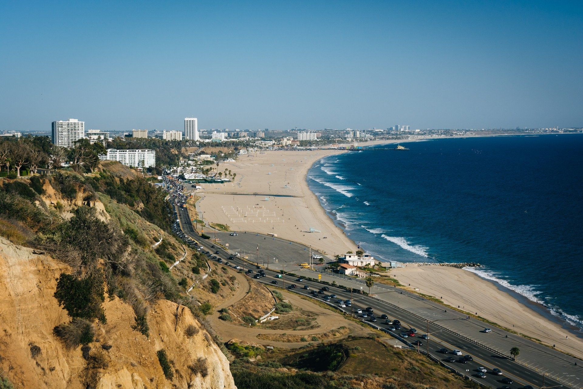 Santa Monica Private Jet and Air Charter Flights