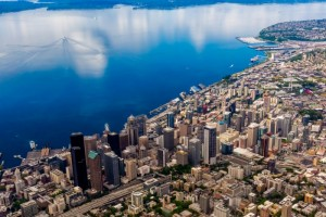 Seattle, WA Private Jet Charter
