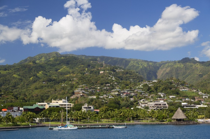 Tahiti, French Polynesia Private Jet Charter