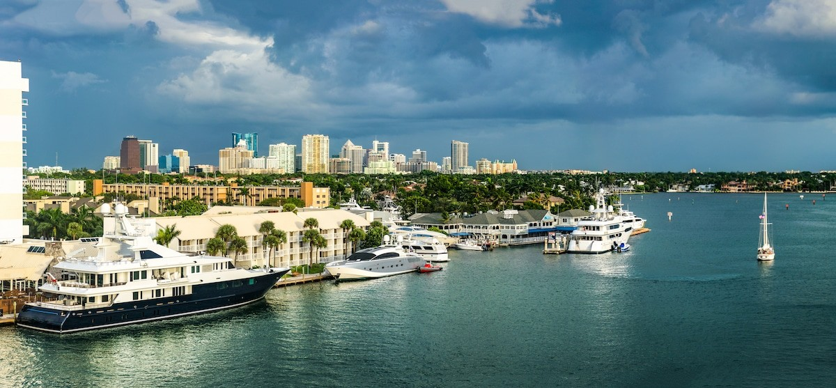 Fort Lauderdale Private Jet and Air Charter Flights