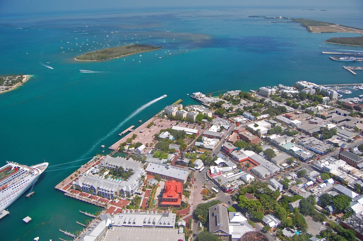 Key West FL Private Jet and Air Charter Hire
