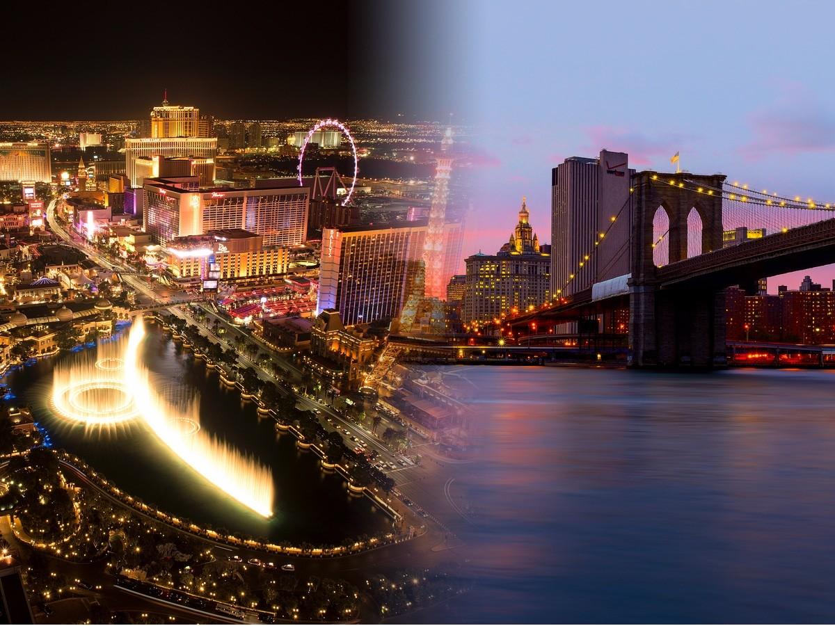 Private Jet Las Vegas to New York