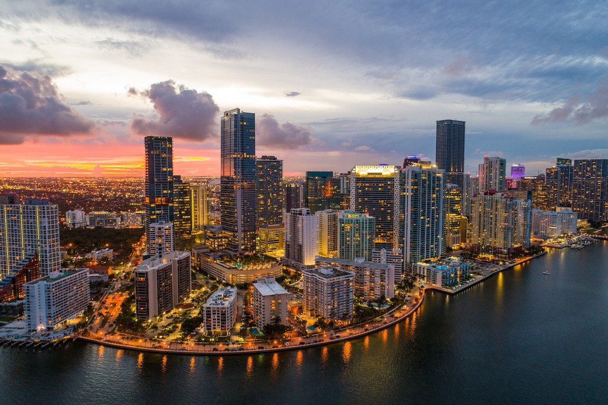 Miami Private Jet and Air Charter Flights