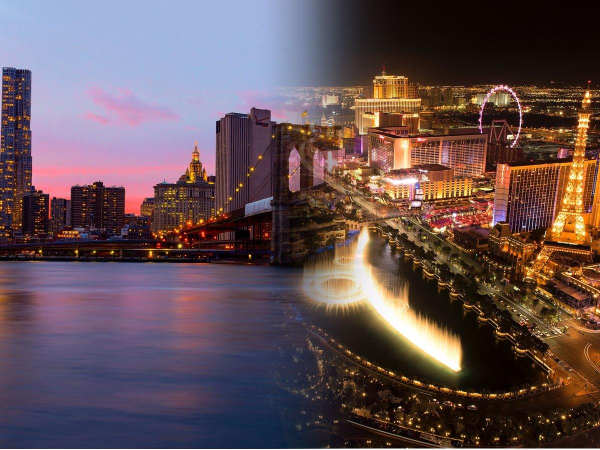 Private Jet New York to Las Vegas