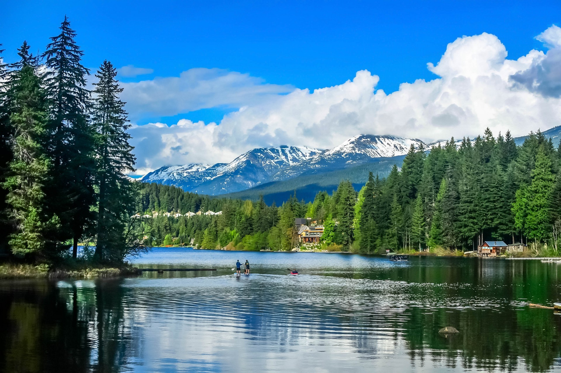 Whistler Private Jet and Air Charter Flights