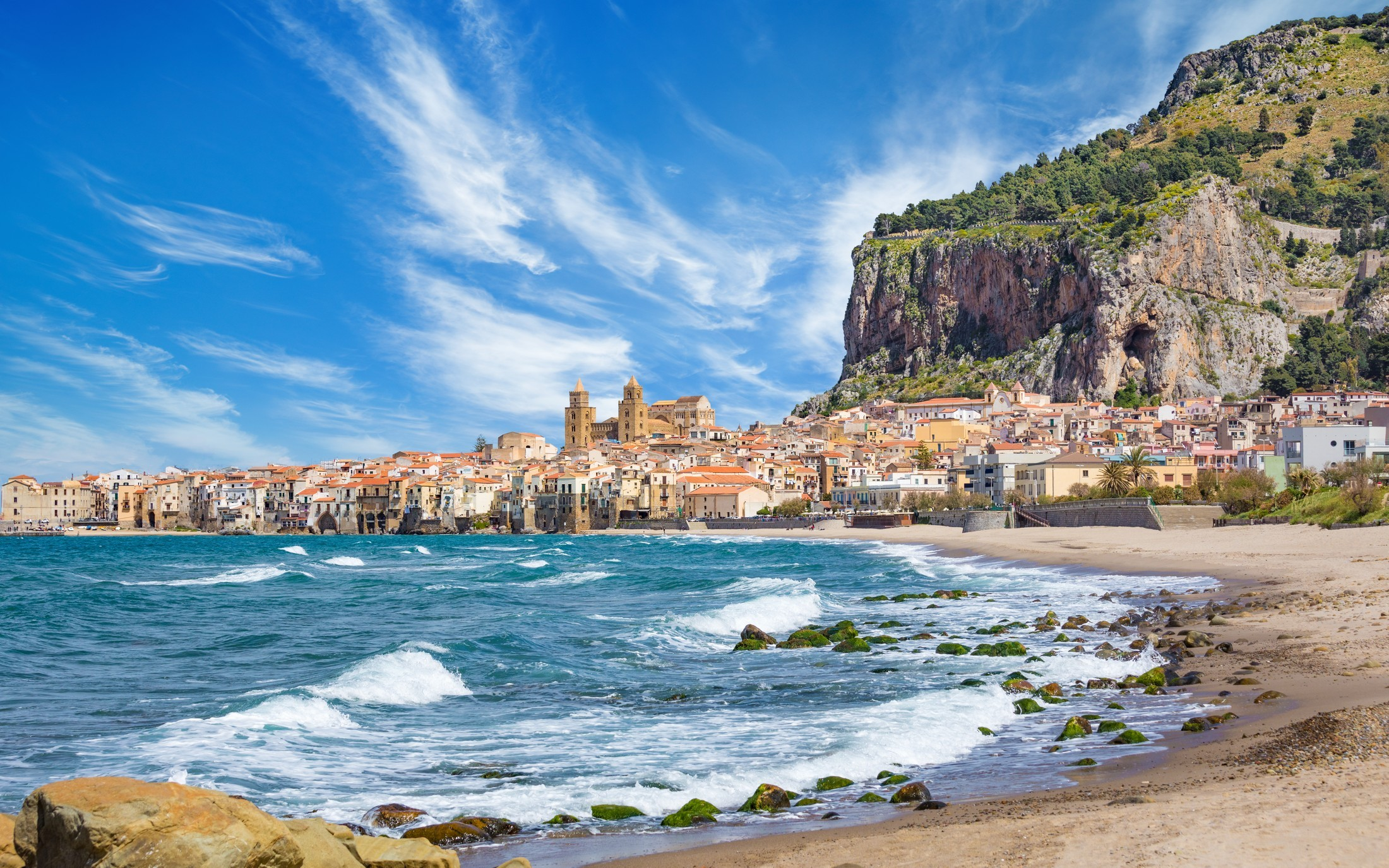 Sicily Private Jet and Air Charter Flights