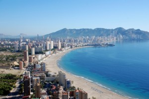 Benidorm, Spain Private Jet Charter