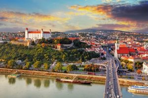 Bratislava Private Jet and Air Charter Flights