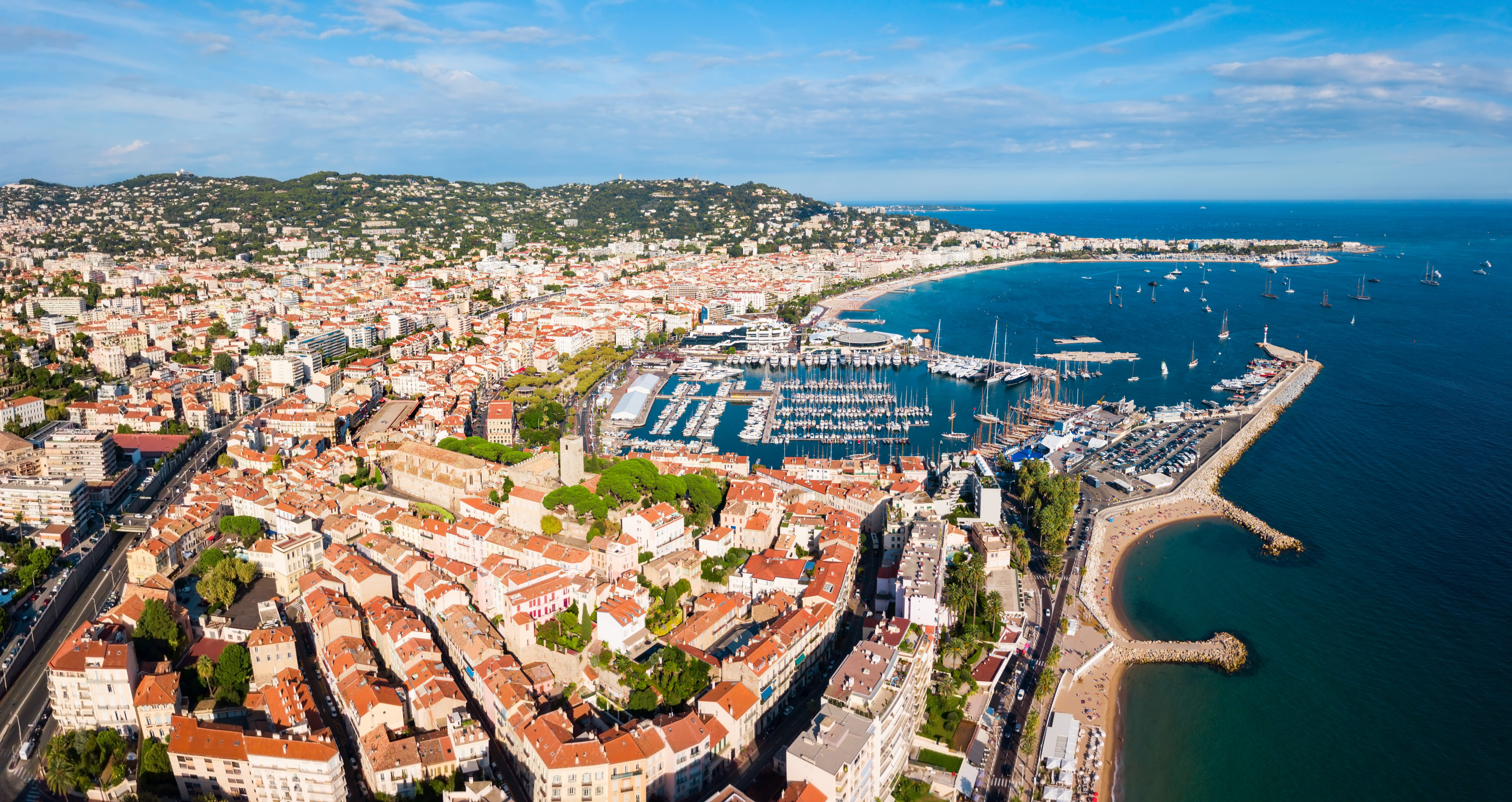Cannes Private Jet and Air Charter Flights