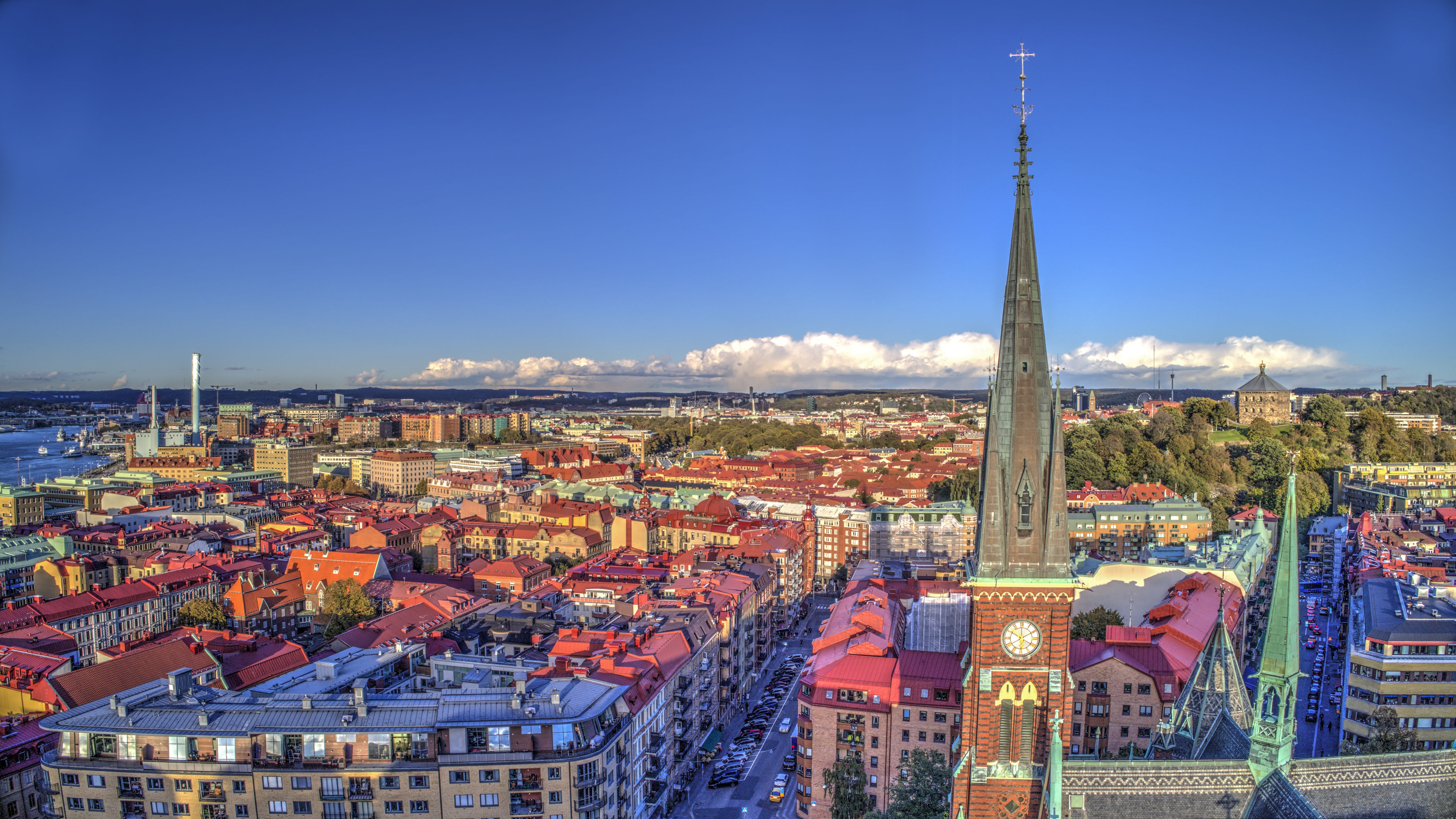 Gothenburg Private Jet and Air Charter Flights