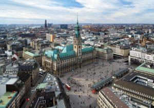 Hamburg Private Jet and Air Charter Flights