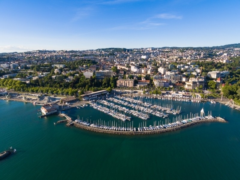 Lausanne Private Jet and Air Charter Flights