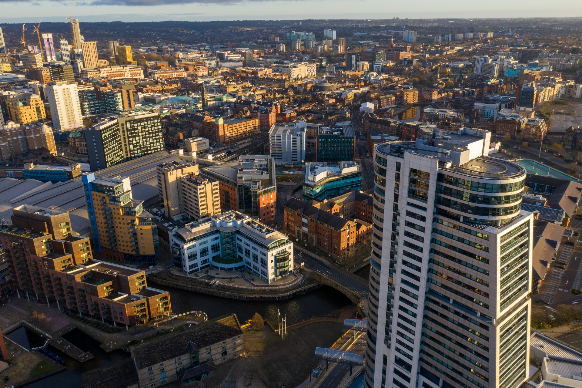 Leeds Private Jet and Air Charter Flights