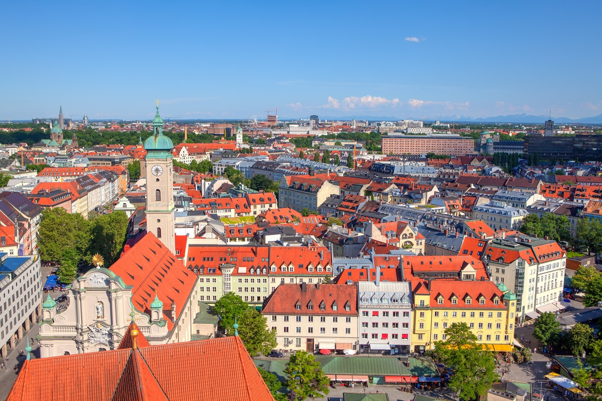 Munich Private Jet and Air Charter Flights