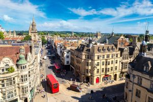 Oxford Private Jet and Air Charter Flights