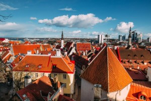 Tallin, Estonia Private Jet Charter
