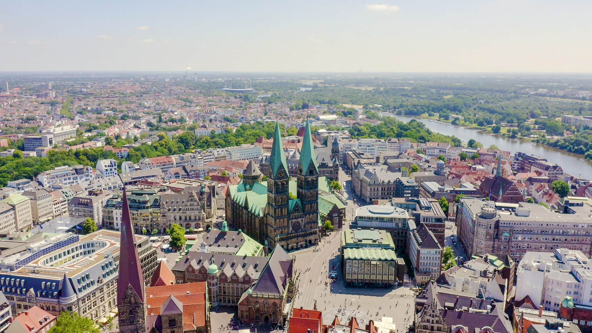 Bremen Private Jet and Air Charter Flights